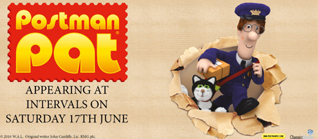 See Postman Pat® and Jess