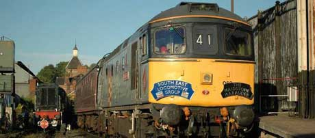 7th CAMRA Real Ale & Cider Festival and Autumn Diesel Gala
